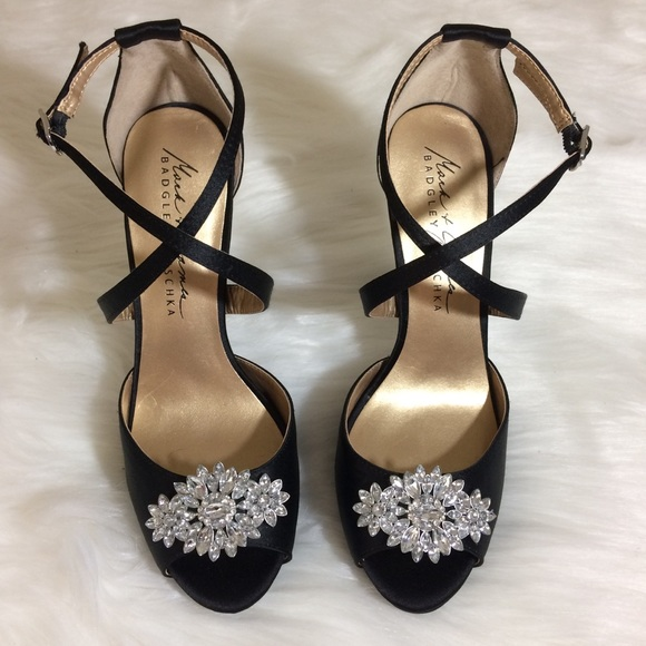 Badgley Mischka Shoes   Mark James By
